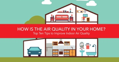 Top 10 Tips to Improve Indoor Air Quality
