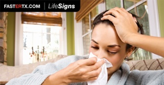 Don't spread your cold and flu blogs around North Texas this holiday season.