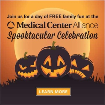 Join Medical Center Alliance for free family fun on Sat. Oct. 31