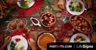 Healthy holiday options from the hospitals of HCA North Texas