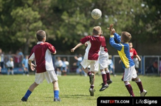Concussion risk in youth soccer
